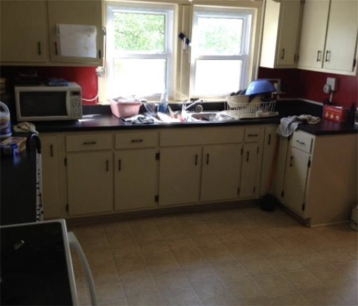 Kitchen Reconstruction  After